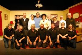 "Sat 11th April 2015 - Ballycogley Players - Cast & Crew of ""There Goes The Bride"""