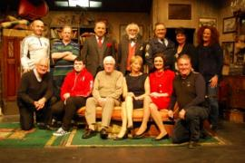 "Tuesday 14th April 2015 - Doonbeg Drama Group - Cast & Crew of ""The Price"""