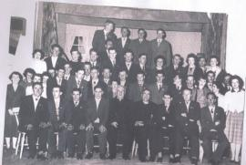 Kilmuckridge Drama Festival Committee 1958
