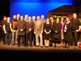 "Sat 20th Feb 2016- Cast & Crew of Sillan Players ""Big Maggie"""