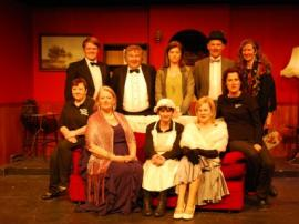 "Saturday 18th April 2015 Phoenix Players Cast & Crew ""Play On"""