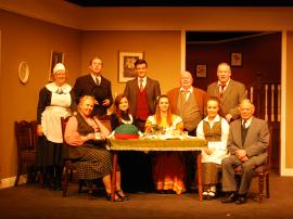 "Fri 19th Feb 2016 - Cast of Kilrush Drama Group ""The Far Off Hills"""