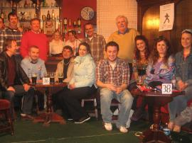 "2013 D.A.D.S Co. Galway Cast of ""War"""