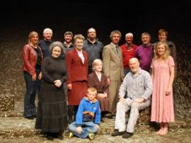 "Fri 10th April 2015- Skibbereen Theatre Society - Cast & Crew of ""Family Plot"""