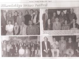 1997 Kilmuckridge Drama Festival