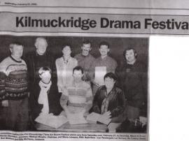 1999 Kilmuckridge Drama Festival