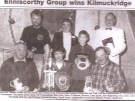 """Enniscorthy Theatre Group 2000 """"The Steward of Christendom"""""""