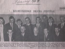 1967 Kilmuckridge Drama Festival