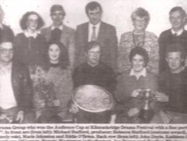 """Monamolin Drama Group 1991 """"My Wife's Family"""""""