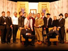 "Sat 27th Feb 2016 -Prosperous Dramatic Society ""One Man Two Guvnors"""