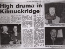 Kilmuckridge Drama Festival 2004