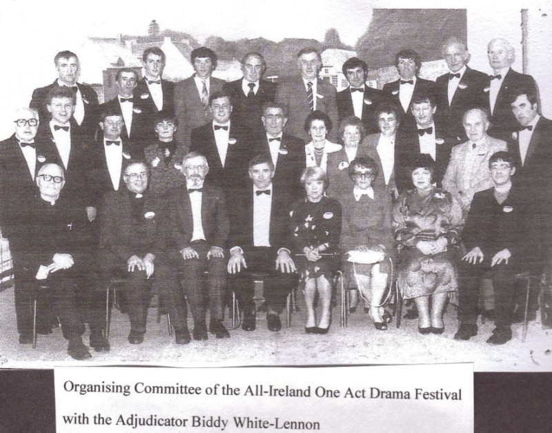1988 All-Ireland One Act Drama Festival